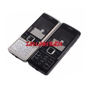 Nokia 6300 - Vỏ Ráp Máy Kèm Bàn Phím, Màu Bạc