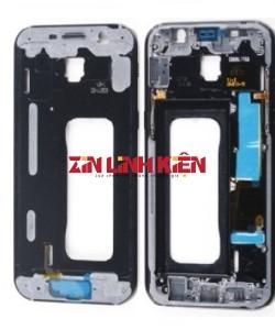 Samsung Galaxy A5 2017 / SM-A520FZKDAFR / SM-A520H - Khung Xương Zin Tháo Máy Nhập Trực Tiếp Từ Samsung Việt Nam, Màu Đen