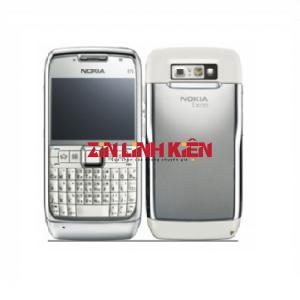 Nokia E71 - Bàn Phím Zin New Nokia Ráp Máy, Màu Trắng - Zin Linh Kiện
