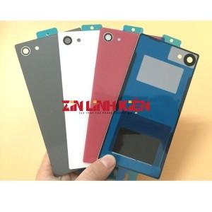 Sony Xperia Z5 Compact / Z5 Mini - Nắp Lưng Ráp Máy, Màu Đen Xám - Công Ty TNHH Zin Việt Nam