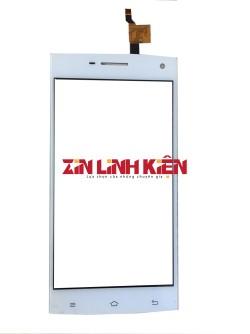 SH Mobile Smart 31 - Cảm Ứng Zin Original, Màu Trắng, Chân Connect, Ép Kính