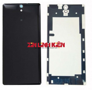Sony Xperia XA Ultra F3216 / C6 - Khung Xương Ráp Máy, Xám Đen