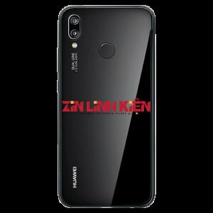 Huawei Nova 3E 2018 / ANE-AL00 / ANE-LX1 / ANE-LX2 / ANE-LX3 / ANE-L21 / ANE-TL00 - Nắp Lưng Ráp Máy, Màu Xám Ghi