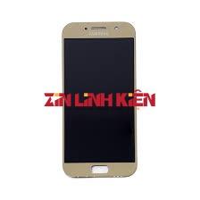 Samsung Galaxy A5 2017 / SM-A520F / SM-A520H - Màn Hình Nguyên Bộ Incell Cáp Cảm Ứng Liền Màn Hình, LCD Siêu Mỏng, Màu Vàng Gold