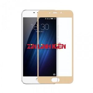 Meizu MX5 Pro / Pro 5 / 5 Pro - Mặt Kính Zin New Meizu, Màu Vàng Gold, Ép Kính
