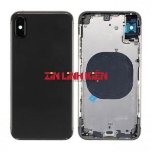 Apple Iphone XR - Khung Xương Ráp Máy Zin Chính hãng, Màu Đen / Khung Sườn Đỡ Màn Và Main, Cấu Tạo Nên Vỏ - Công Ty TNHH Zin Việt Nam