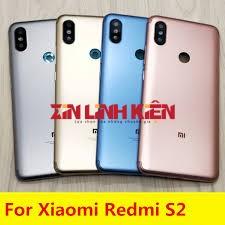 Xiaomi Redmi S2 / Redmi Y2 - Vỏ Ráp Máy Gồm Nắp Lưng Và Benzen, Xanh