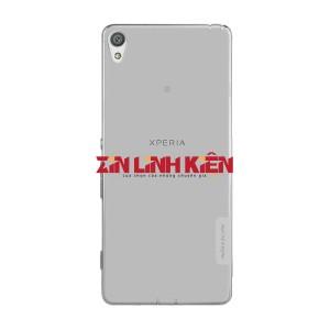 Sony Xperia XA Ultra F3216 / C6 - Nắp Lưng Ráp Máy, Màu Xám
