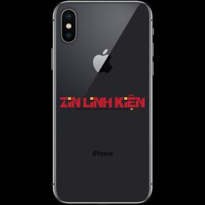 Apple Iphone XS - Năp Lưng Zin Ráp Máy, Màu Xám Đen