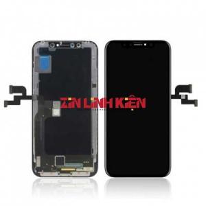 Màn Hình Iphone XR Nguyên Bộ Zin Ép Kính Zin Màu Đen