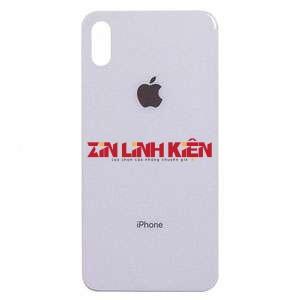 Apple Iphone X - Năp Lưng Zin Ráp Máy, Màu Đen